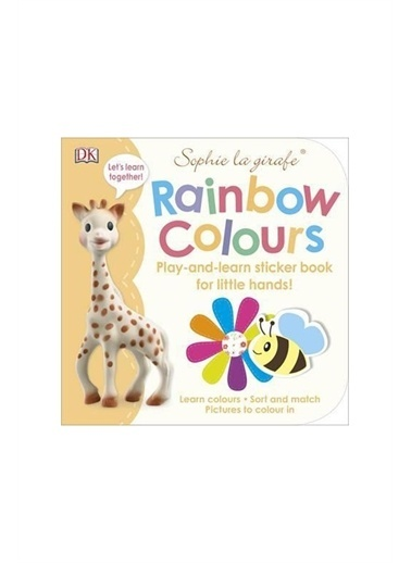 DK Yayıncılık Pearson Sophie La Girafe Beyaz